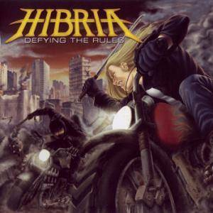 Hibria: Defying The Rules (CD) - Bild 1