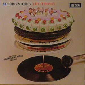 The Rolling Stones: Let It Bleed - Cover