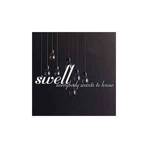 Cover - Swell: Everybody Wants To Know