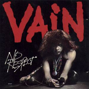 Cover - Vain: No Respect