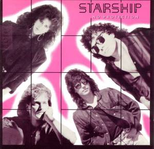 Starship: No Protection - Cover