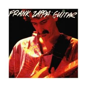 Frank Zappa: Guitar - Cover