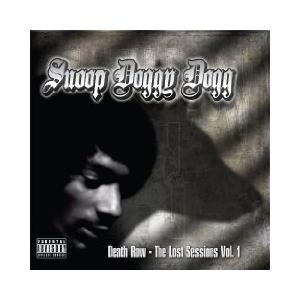 Snoop Doggy Dogg: Death Row: The Lost Sessions Vol. 1 - Cover