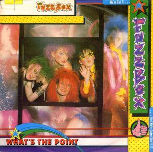 We've Got A Fuzzbox And We're Gonna Use It: What's The Point - Cover