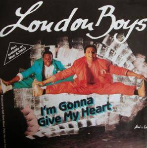 Cover - London Boys: I'm Gonna Give My Heart