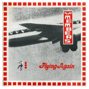 Cover - Members, The: Flying Again