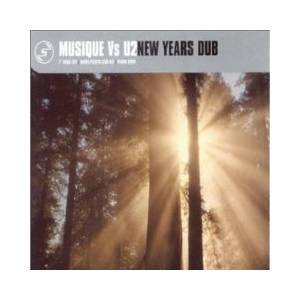 Musique Vs U2: New Years Dub - Cover