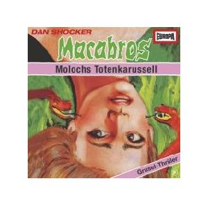 Cover - Macabros: (Europa) (09) Molochs Totenkarussell