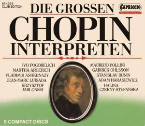 Frédéric Chopin* Chopin·, Arthur Rubinstein , Stanislaw Skrowaczewski , New Symphony Orchestra Of London, The*