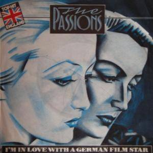 Cover - Passions, The: I'm In Love With A German Film Star
