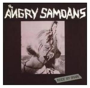 Angry Samoans: Inside My Brain - Cover