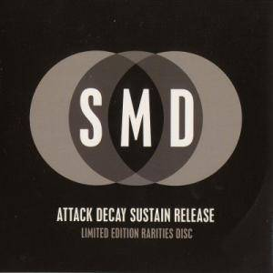 Cover - Simian Mobile Disco: Attack Decay Sustain Release - Limited Edition Rarities Disc