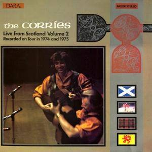 Cover - Corries, The: Live From Scotland Volume 2