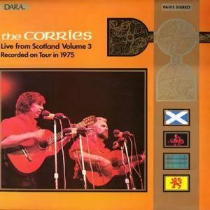 Cover - Corries, The: Live From Scotland Volume 3