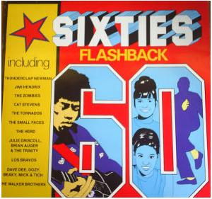 Sixties Flashback - Cover