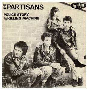 Cover - Partisans, The: Police Story