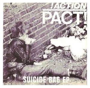 Cover - !Action Pact!: Suicide Bag EP