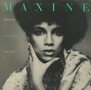 Cover - Maxine Nightingale: Love Lines