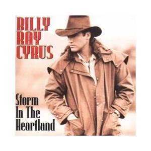 Cover - Billy Ray Cyrus: Storm In The Heartland