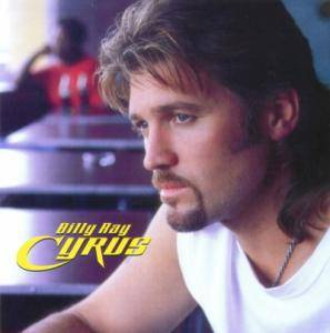 Cover - Billy Ray Cyrus: Southern Rain