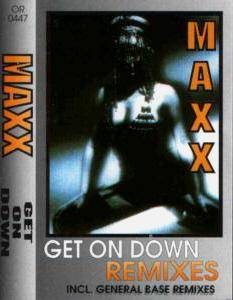 Cover - Maxx: Get On Down [Remixes]