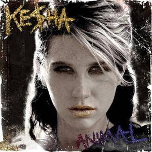 Kesha: Animal - Cover