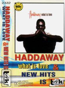 Cover - Snow: Haddaway - What Is Love & New Hits IS