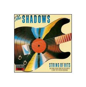 The Shadows: String Of Hits - Cover