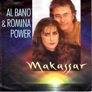 Al Bano & Romina Power: Makassar - Cover