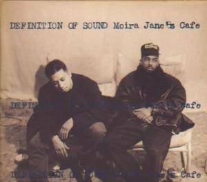 Cover - Definition Of Sound: Moira Jane's Cafe