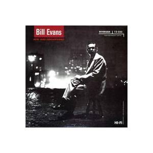 Bill Evans: New Jazz Conceptions - Cover