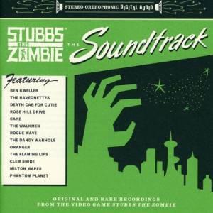 Stubbs The Zombie: The Soundtrack - Cover