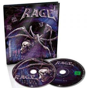 Rage: Strings To A Web (CD + DVD) - Bild 2