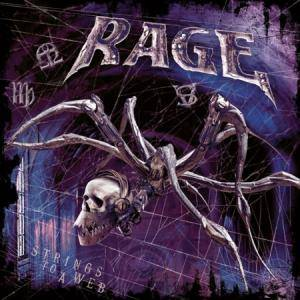 Rage: Strings To A Web - Cover