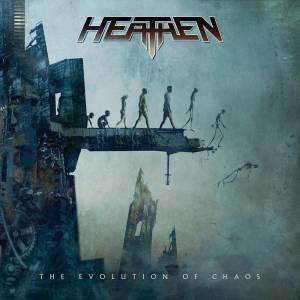 Cover - Heathen: Evolution Of Chaos, The