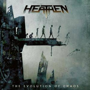 Heathen: Evolution Of Chaos, The - Cover
