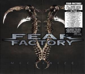 Cover - Fear Factory: Mechanize