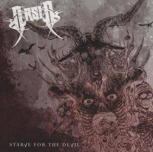 Cover - Arsis: Starve For The Devil