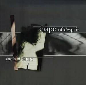 Shape Of Despair: Angels Of Distress - Cover
