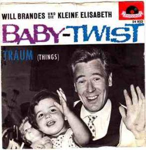 Cover - Will Brandes: Baby-Twist