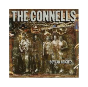 Cover - Connells, The: Boylan Heights