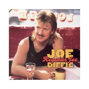 Cover - Joe Diffie: Regular Joe