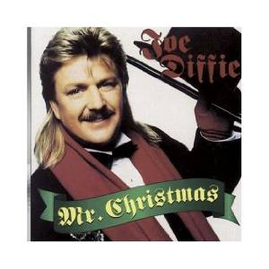Cover - Joe Diffie: Mr. Christmas