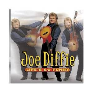 Cover - Joe Diffie: Life's So Funny