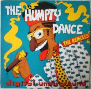 Digital Underground: Humpty Dance, The - Cover