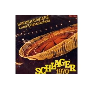 Schlager 1970 - Cover