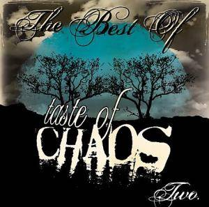 Best Of Taste Of Chaos Two, The - Cover