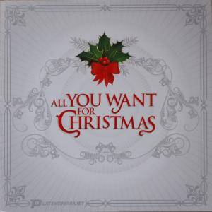 Cover - Dinah Shore & Buddy Clark: All You Want For Christmas