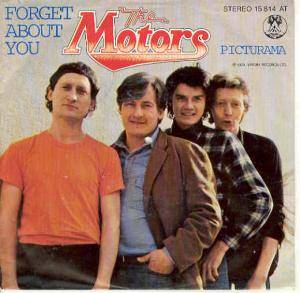 The Motors: Forget About You - Cover