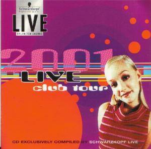Cover - Hi-Gate: 2001 LIVE: Club Tour